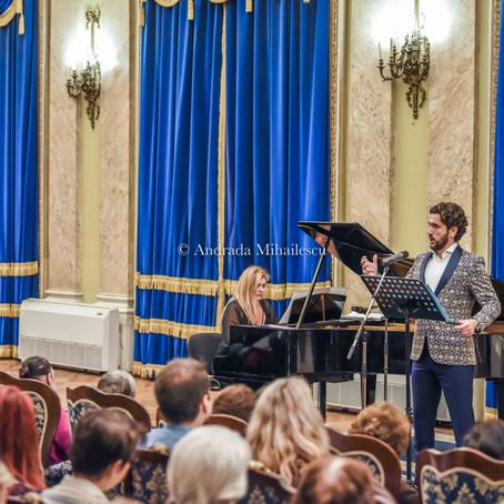 Concert Baroque @ Cercul Militar National