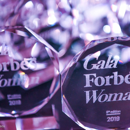 Forbes Woman Gala - 2019 edition by Forbes Romania