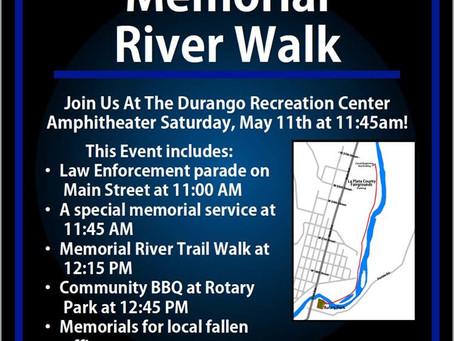 Law Enforcement Memorial River Walk (May 11, 2019)