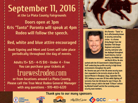 True West Rodeo to Benefit The Club