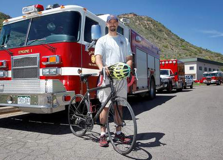 Pedaling to Silverton for a Cause