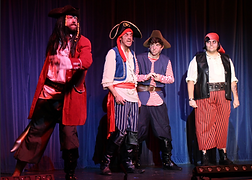 Treasure Island Pirate Argosy Players .p