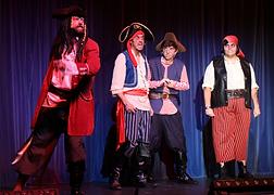 Treasure Island Pirate Argosy Players .p