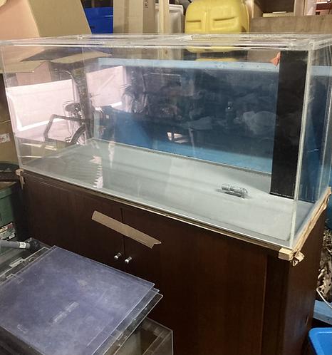 売約 中古水槽 オーバーフロー 1300×500×600  水漏れチェック済み