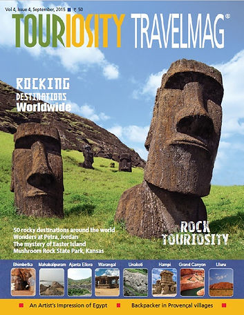 The 'Rock Wonders' of the world are innumerous and come in a variety of types. Starting from rocky mountains, unusual rock formations around the world, rock-cut temples and other structures and ancient caves to rock gardens and sculptures,there are amazing rocky destinations in the world that beckon you far and wide. In this Rock Touriosity issue we present to our readers such unique destinations for a great reading. Get to know about the ancient caves and rock-cut temples in India and the 'must see' rocks around the world.