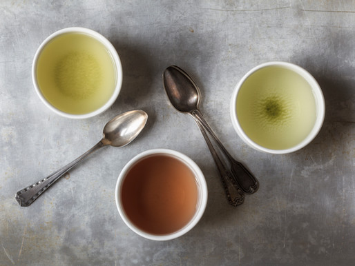 Tea Tasting & More