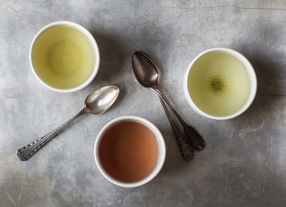 Green Tea w/ Mandarin Orange