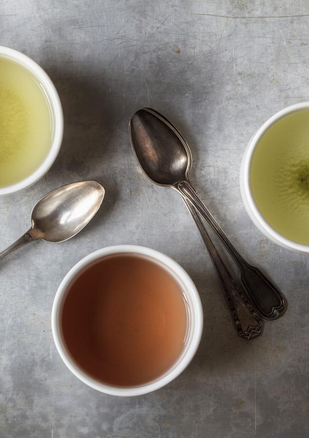 Hot Tea Pot Service