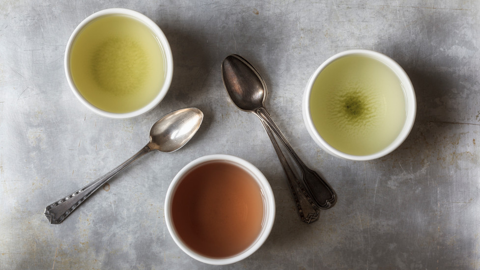 Benefits of Green Tea...plus 7 others you should try!