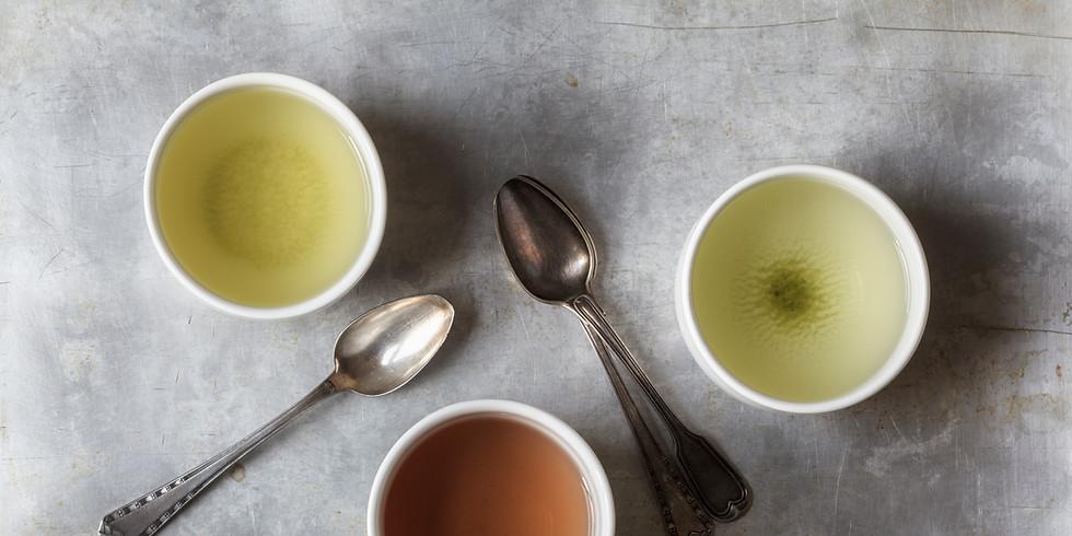 Herbal Tea Ceremony + Sound Bath