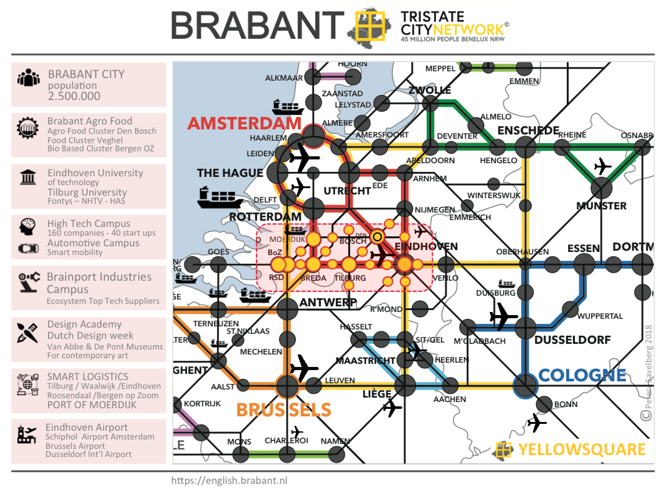 Tristate YS Brabant