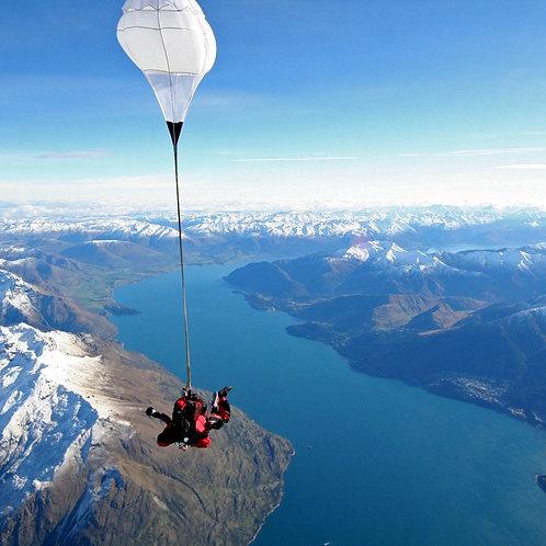 Queenstown Skydive -  15,000 ft