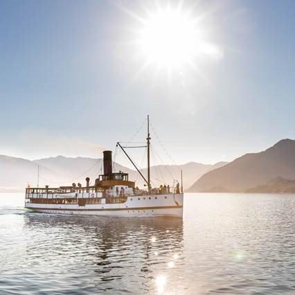 TSS Earnslaw Cruise - AGED 15 OR OVER