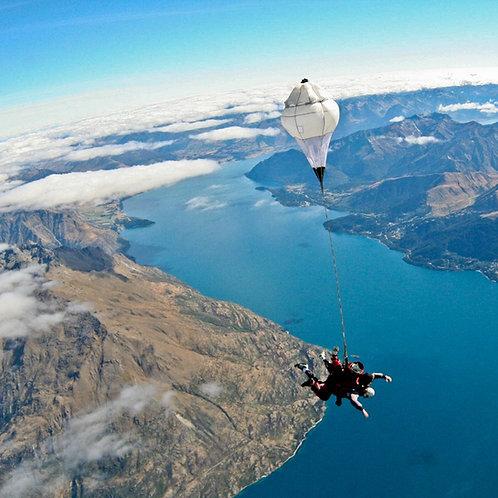 Queenstown Skydive -  9,000 ft
