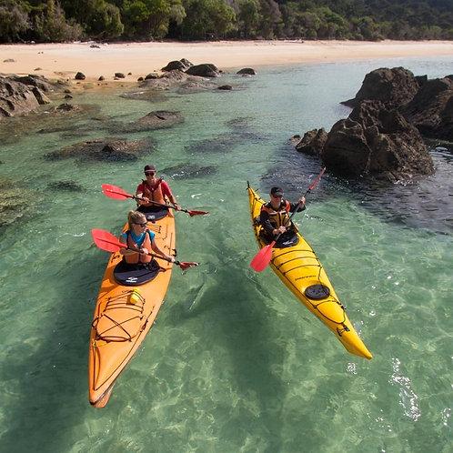 Kayaking - FULL DAY