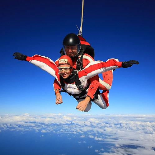 Abel Tasman Skydive -  20,000 ft