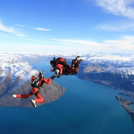 Queenstown Skydive -  12,000 ft