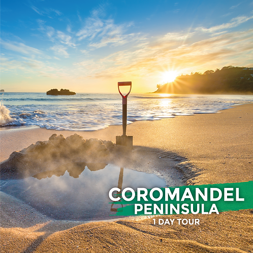 16th January | Coromandel Peninsula (Day Tour)