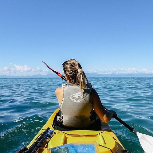 Kayaking -  KAYAK + WALK BACK