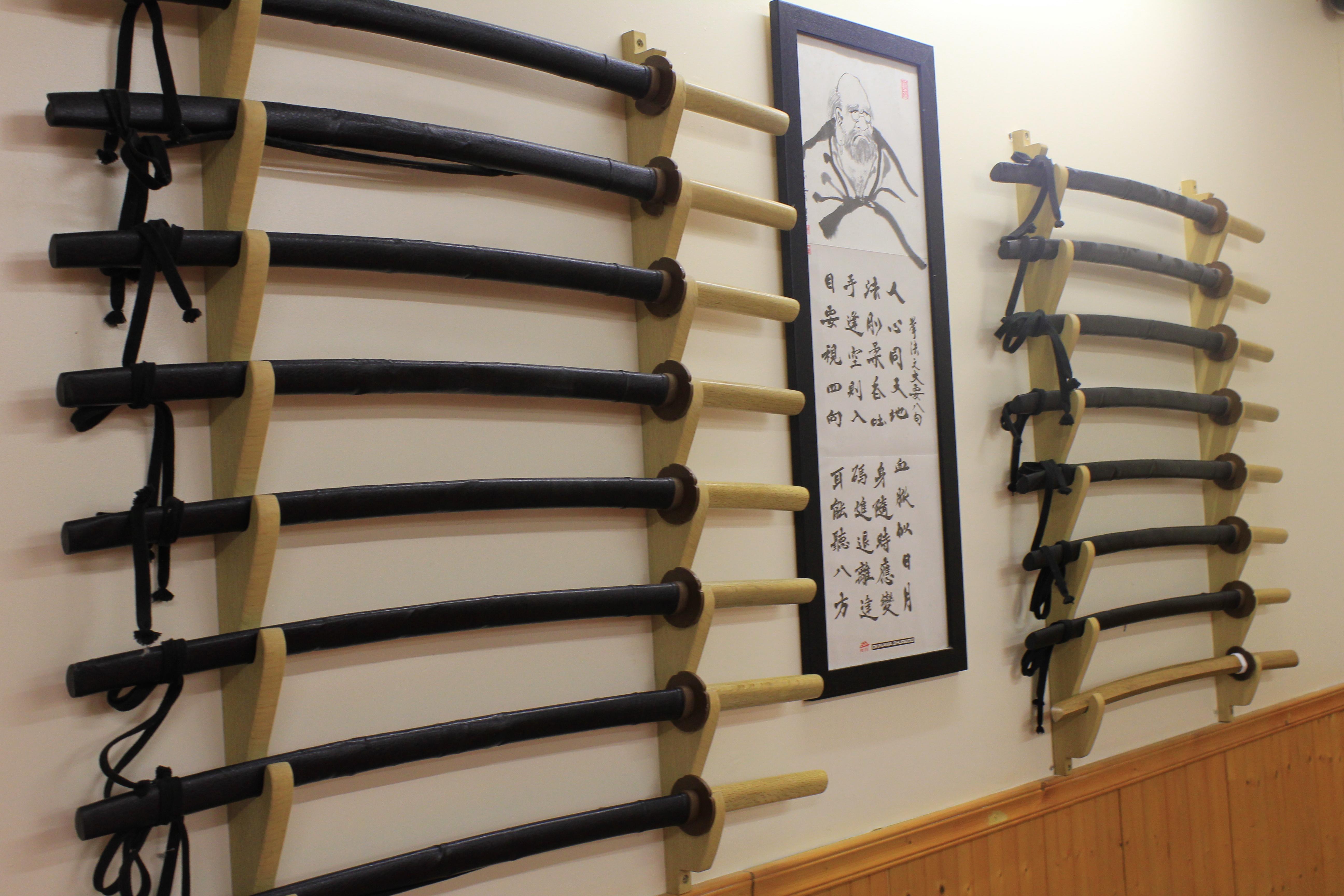 Bokken (Wooden Swords)