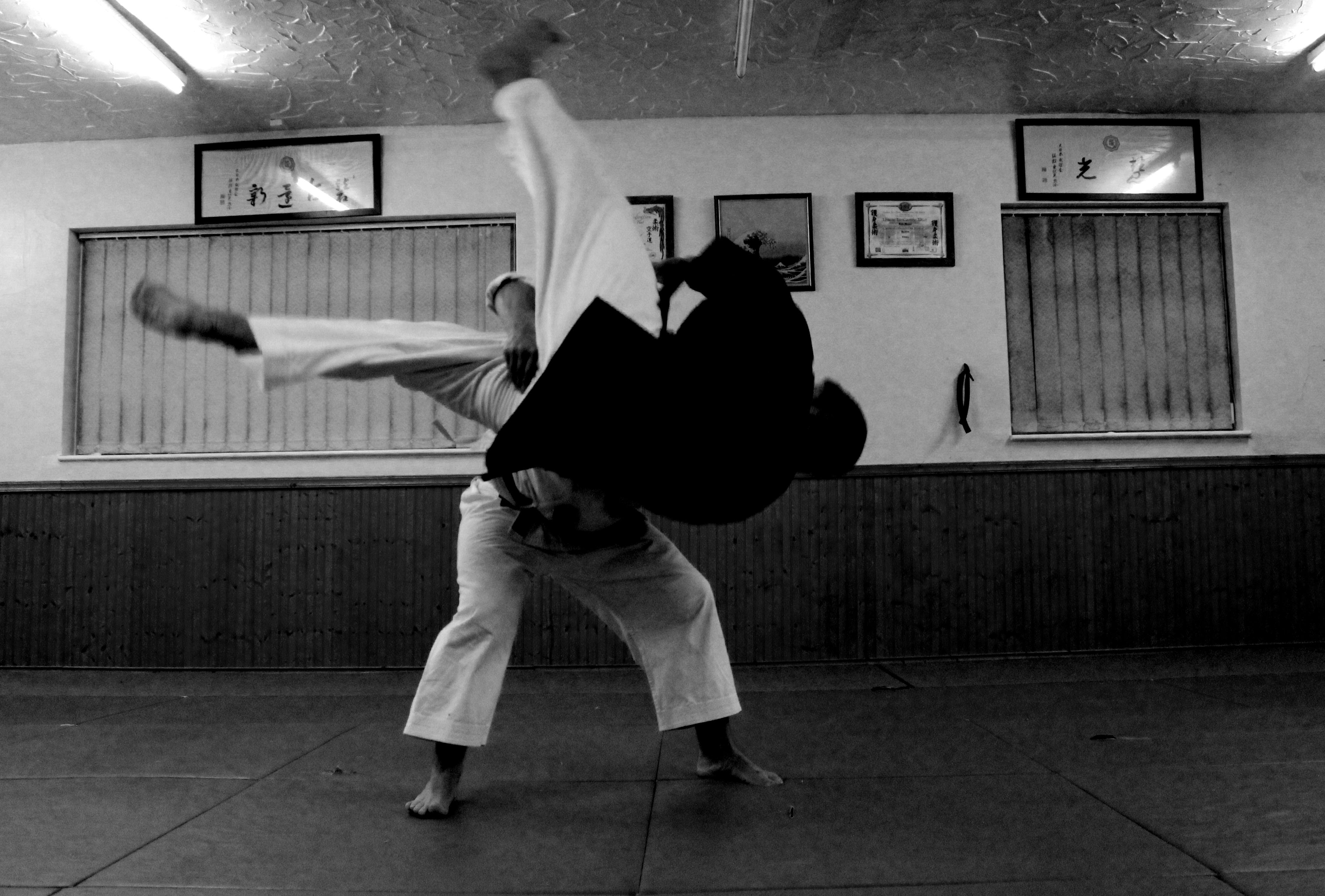 Adults Karate Jutsu 7:30-9:00
