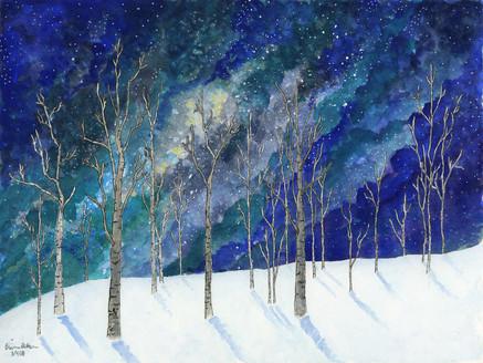 Winter in Great Basin
