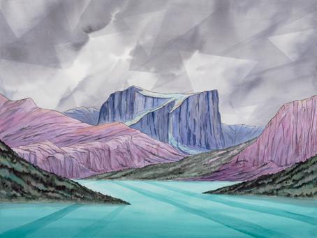 Top Nine Paintings of 2020
