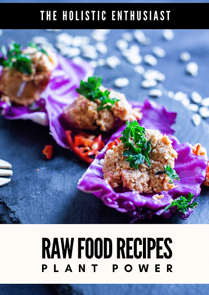 Raw Food Booklet