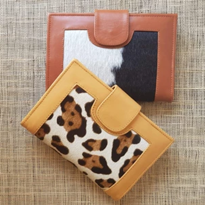 Leather and Hide Wallets