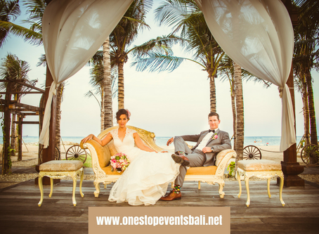 5 Reasons To Hire One Stop Events Bali As Your Wedding & Event Planner