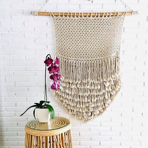 Iris Macrame Hanger