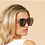 Thumbnail: Shanty Casablanca Sunglasses