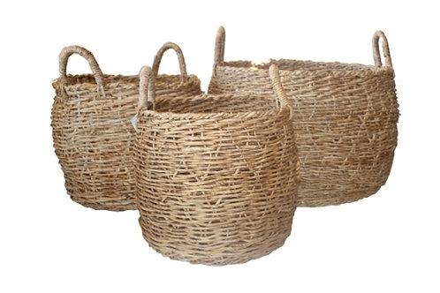 Seagrass Basket No.1 - PRE-ORDER