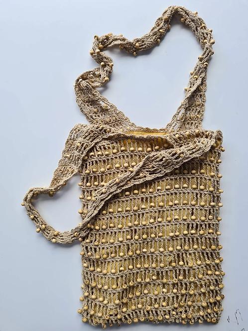 Crochet String Tote