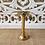 Thumbnail: Brass Palm Tree Candlestick
