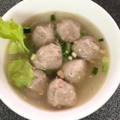 Beef n Noodles Soup