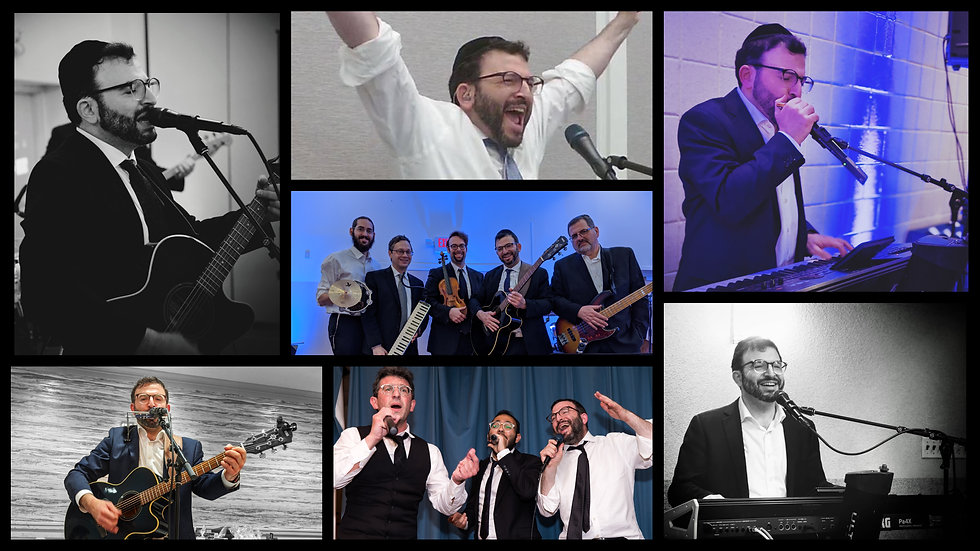 Music by Elimelech Adler home page colla