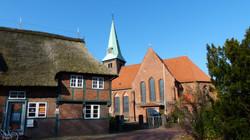 Kreuzkirche in Kirchdorf