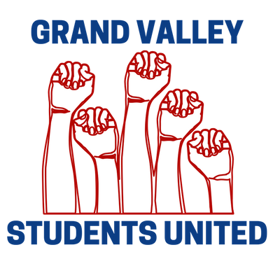 Grand Valley Students United Logo