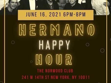 Hermano Happy Hour