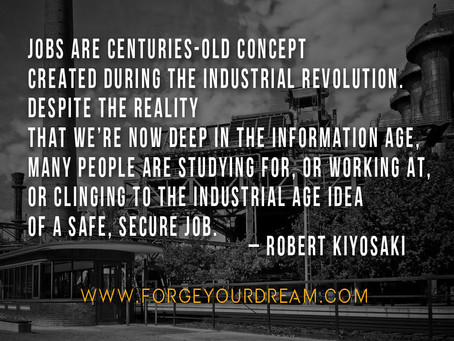 Information Revolution: The Era of Entrepreneurship