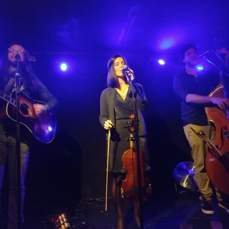 Concert à L'Ambuscade