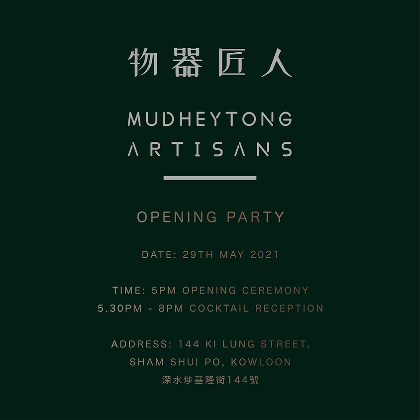 Mudheytong Artisans Opening Party