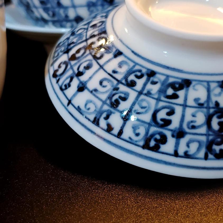 《沏茶》張麗珍個人陶瓷展