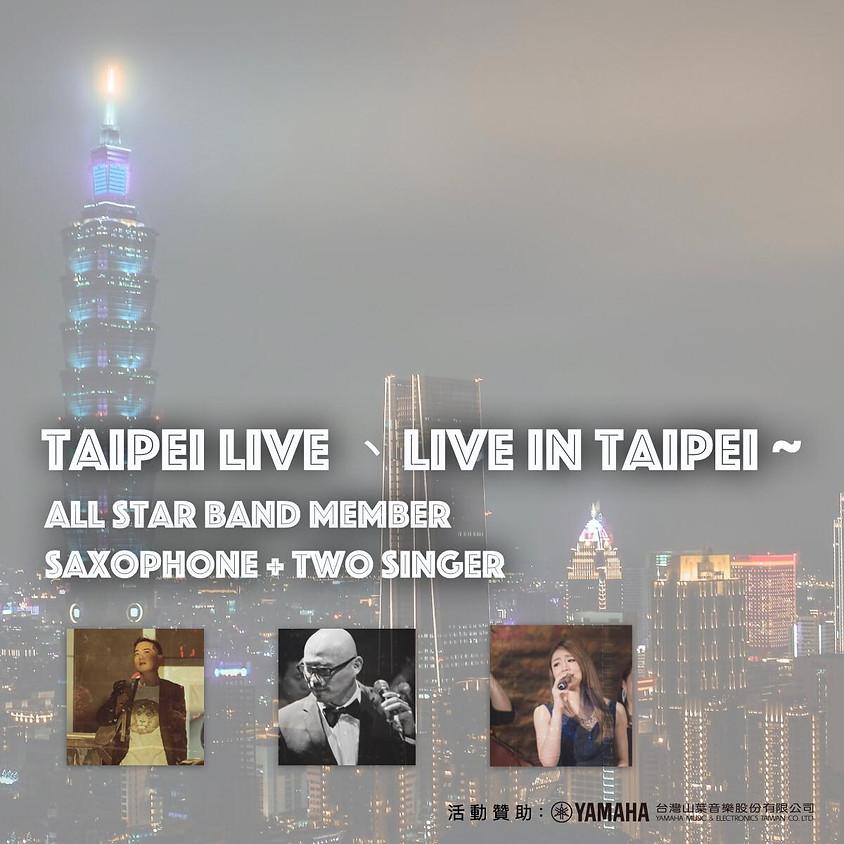 Taipei Live 專輯發表會 江川徹 feat.周浩杰、喵濟功德會