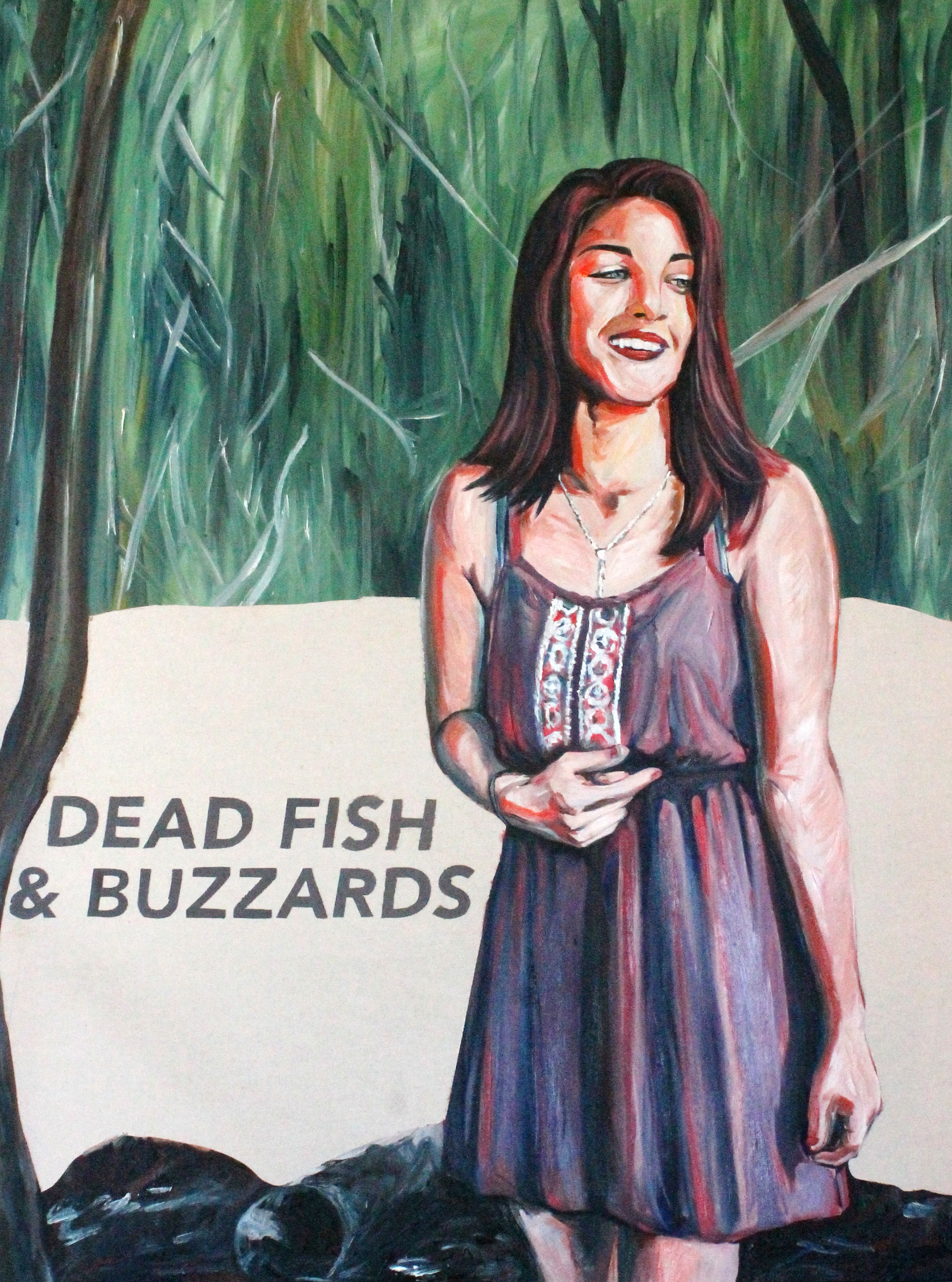 Untitled (Dead Fish & Buzzards)