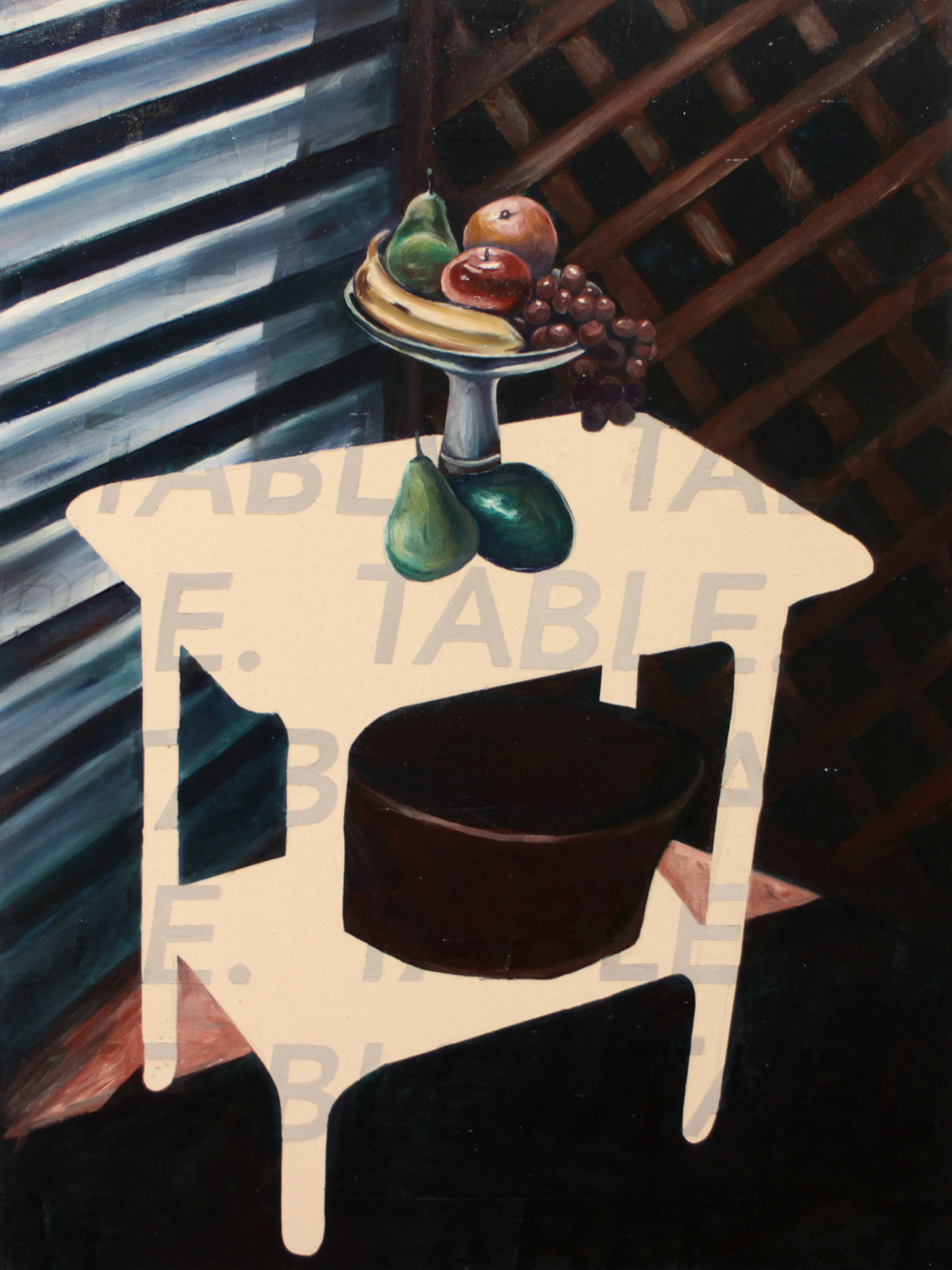 Untitled (Table.)