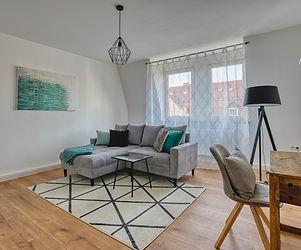 Immobilien Fotografie Wohnzimmer