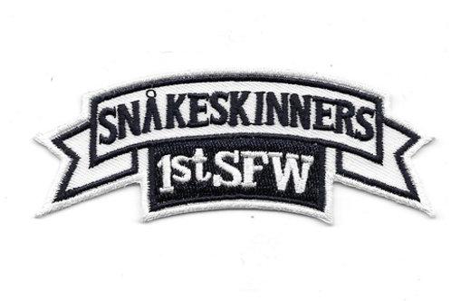 Stargate SG-1: TV Series Snakeskinners Patch