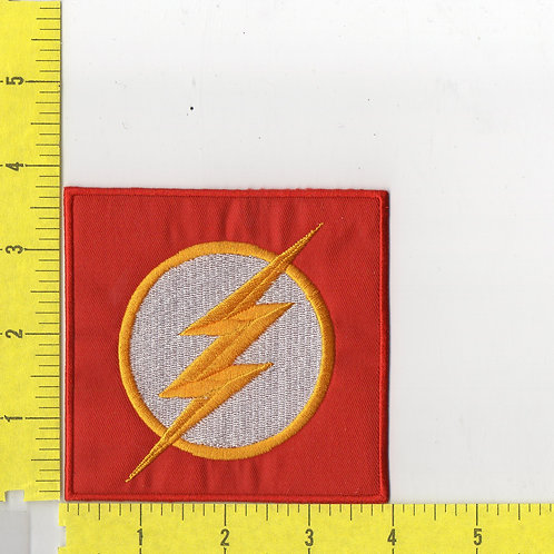 DC's The Flash Shield Square Patch
